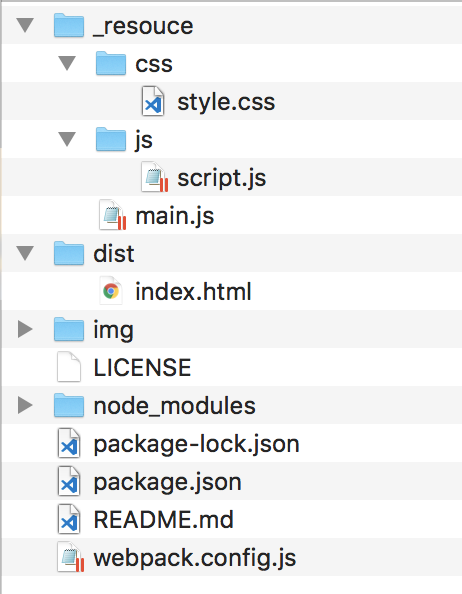Mapbox GL JS #001 – webpackでビルド環境構築 | dayjournal memo