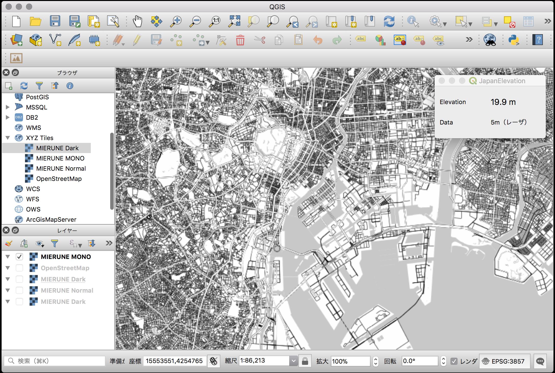 QGIS #051 - Macで3 0版をインストール | dayjournal memo